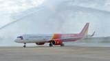 """""""Mổ"""" máy bay hiện đại nhất Đông Nam Á Vietjet Air vừa tậu"""