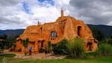 Mục sở thị ngôi nhà bằng đất sét đẹp nhất thế giới