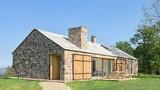 Ngắm căn nhà đá nhỏ có không gian sống vô cùng hiện đại