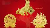 Loạt sản phẩm vàng độc lạ hút khách ngày vía Thần Tài
