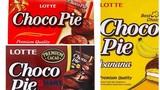 3 loại bánh Choco Pie - Lotte bị thu hồi ở Canada