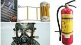 7 vật dụng cứu mạng nhất định cần có để phòng cháy chung cư