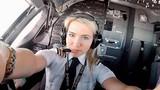 Phát sốt cuộc sống sang chảnh của các nữ phi công xinh đẹp