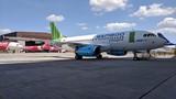 Lộ ảnh thật đầu tiên về máy bay của Bamboo Airways