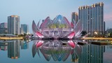 7 tòa nhà hiện đại đẹp hút hồn vì kiến trúc siêu lạ