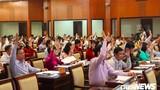 TP.HCM giảm học phí cấp THCS, lắp hơn 300 camera ở các nhà trẻ