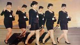 Nét đẹp thuần khiết của dàn tiếp viên hàng không Triều Tiên