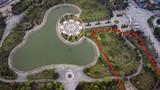 Mập mờ việc xin ý kiến dân xén đất công viên Cầu Giấy