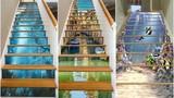 Ai ngờ rằng kiểu cầu thang mới này khiến nhà vừa độc vừa hợp phong thuỷ
