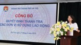 Sốc choáng với khoản nợ đóng BHXH của 88 doanh nghiệp Hà Nội