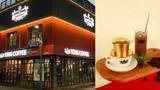 """King Coffee của bà Diệp Thảo lung linh ở Seoul giữa """"bão"""" ly hôn"""