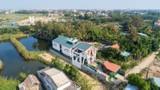 Kiến trúc lấy cảm hứng từ cây dừa trong biệt thự Hội An trên báo Tây