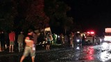 8 người chết sau tai nạn giữa xe khách và ô tô tải