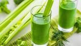 Sai lầm tai hại khi uống nước cần tây giảm cân, nguy cơ gây ung thư