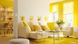 Phong thủy nhà ở: Sơn phòng khách màu gì để phát tài?