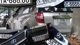 Bộ Công an: Sẽ thuê công ty độc lập đấu giá biển số xe