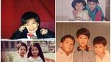 Hé lộ ảnh thời thơ ấu của các thiếu gia Việt