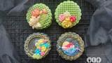 Bánh trung thu handmade mới lạ lên ngôi hút khách năm nay