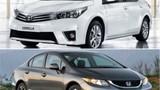 Toyota Altis, Honda Civic, Mazda3 bản 2014, nên tậu xế nào?