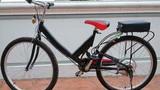 Chiêu biến xe đạp thường thành xe đạp điện ở VN