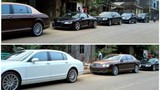Dàn siêu xe toàn Bentley nối đuôi nhau trên phố Cao Bằng