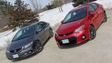 Nên bỏ tiền mua Honda Civic 2014 hay Toyota Corolla 2014?