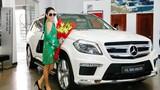 Dàn xe Mercedes hơn 12 tỷ của ca sĩ Lệ Quyên