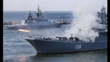 Hải quân Nga mang 4000 người tập trận giữa lòng châu Âu