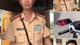 CSGT khiến người vi phạm 'tâm phục khẩu phục' về cách xử phạt