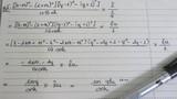 Loạn nhịp khi nghe dân toán tỏ tình qua những phương trình, đồ thị