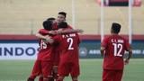 Vùi dập U19 Philippines, U19 Việt Nam lên ngôi đầu bảng