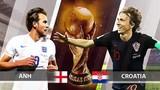 Nhận định bóng đá Anh vs Croatia: Tiếng gầm sư tử