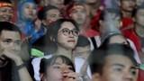 SVĐ Hàng Đẫy vỡ òa trước chiến thắng lịch sử của đội tuyển Olympic Việt Nam