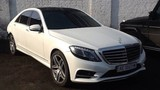 """Mercedes S-Class cũ """"nâng đời"""" ngoạn mục lên thế hệ mới"""