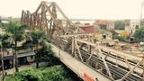 """Chuyện chưa kể về việc """"hồi sinh"""" cây cầu Long Biên 100 năm tuổi"""