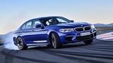 Siêu sedan BMW M5 2018 mạnh ngang siêu xe lộ diện
