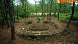 Khám phá lăng mộ khổng lồ nghi của Hoàng đế Quang Trung