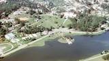 Hình ảnh đẹp tuyệt về Đà Lạt trước 1975 nhìn từ máy bay