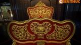 Vén màn bí ẩn long sàng dát toàn vàng của vua Khải Định