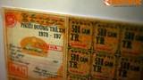 Bồi hối ngắm bộ sưu tập tem phiếu thời bao cấp cực độc