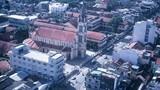 Ảnh hiếm nhà thờ cổ quy mô nhất Sài Gòn trước 1975