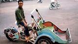 Soi phương tiện giao thông độc đáo nhất Sài Gòn trước 1975