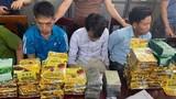 Bắt giữ 3 đối tượng vận chuyển số lượng lớn ma túy ở Nghệ An