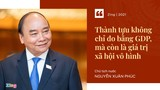 Phát ngôn ấn tượng của Chủ tịch nước Nguyễn Xuân Phúc