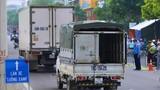 Đề nghị địa phương hỗ trợ vận tải hàng hóa đúng chỉ đạo của Chính phủ