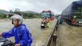 Quảng Trị, Thừa Thiên-Huế: Lũ đang lên, nhiều người mất tích
