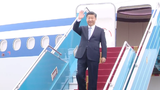 Video: Lễ đón Chủ tịch Trung Quốc Tập Cận Bình tại sân bay Nội Bài
