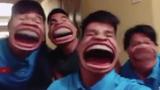 Video: Soái ca U23 Việt Nam có những lúc hài hước đến không ngờ