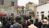Phá dỡ nhà, thợ bị cầu thang đổ sập đè chết ở Hà Nội