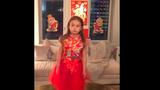 Cháu gái Tổng thống Mỹ Donald Trump hát bằng tiếng Trung